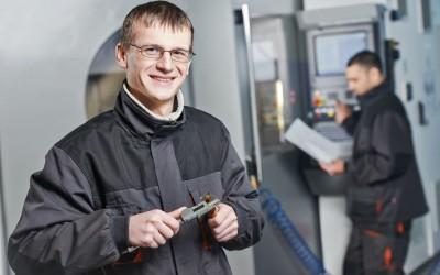 Seřizovač CNC strojů